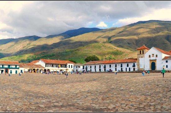 Tour de dia inteiro em Villa de Leyva
