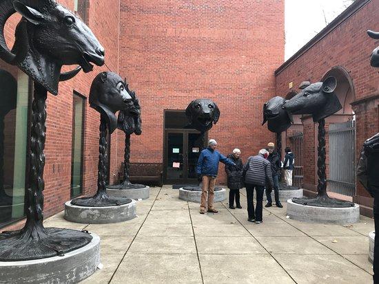 Cool Picture Of Jordan Schnitzer Museum Of Art Eugene TripAdvisor - Jordan schnitzer museum