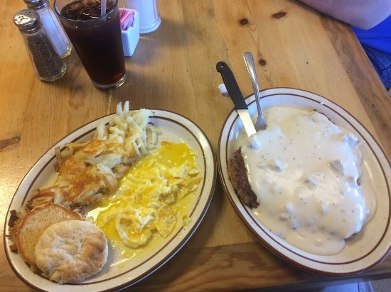 Paisley, OR: Chicken Fried Steak