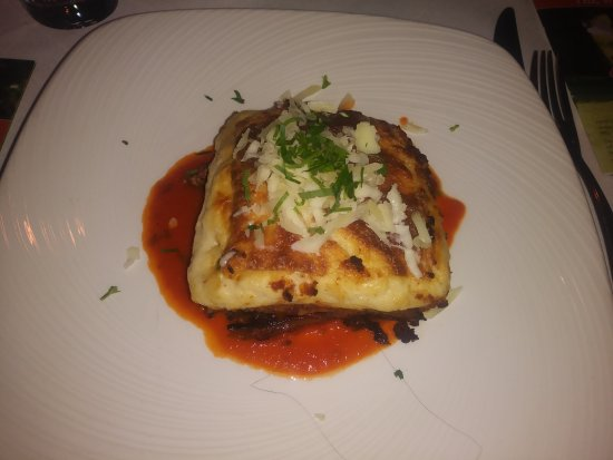Lithos Restaurant: Lithos Mousaka