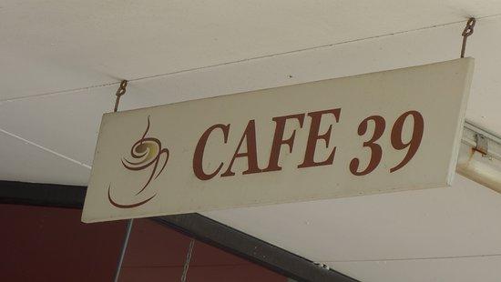 39 Cafe: Nice place