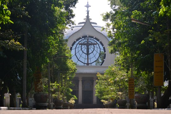 Ragama, Sri Lanka: Tewatte Church