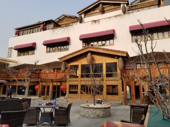 Red Wall Garden Hotel Updated 2018 S Reviews Beijing China Tripadvisor