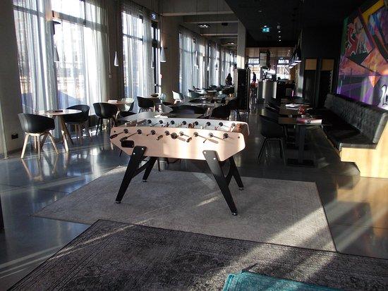 Meininger Hotel Frankfurt Airport Restaurant