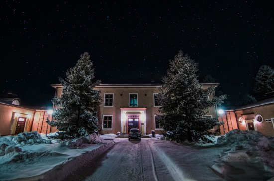 Kauhava, Φινλανδία: Talvinen Lentohotelli