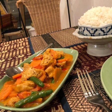 Good quality authentic Thai food