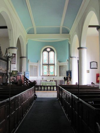 Church Minshull, UK: Bartholomews