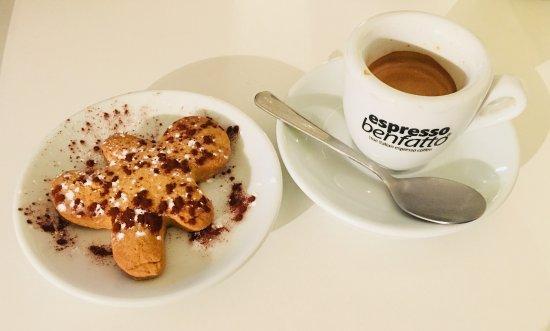 MAIA: Espresso Benfatto directly from Napoli!