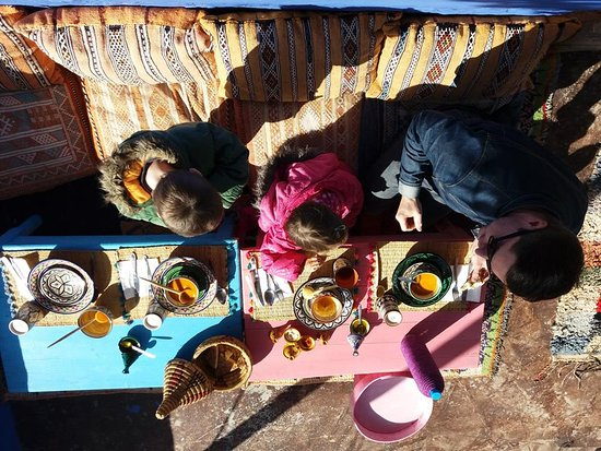 4X4 Camel - Private Day Tours: berber cuisine