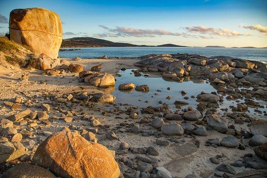 Flinders Island, Austrália: Castle Rock
