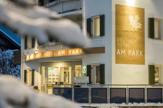 Boutique Hotel Am Park Foto