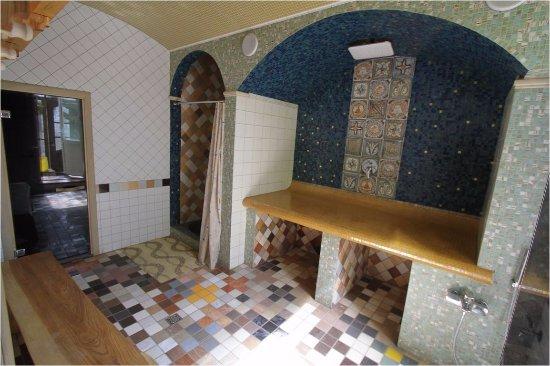 Anahata Hut Baths House