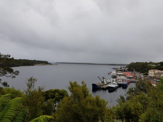 Strahan Village: The Bay
