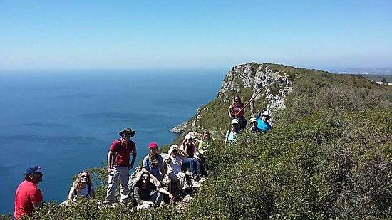 Excursões de Caminhada e Campismo