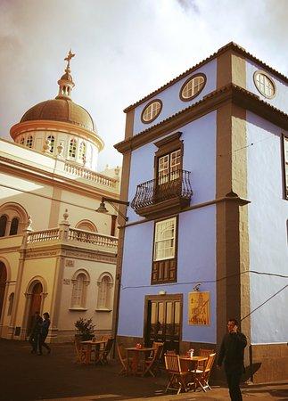 Bajamar, Spain: Frente a lo grande, lo pequeño también es hermoso...