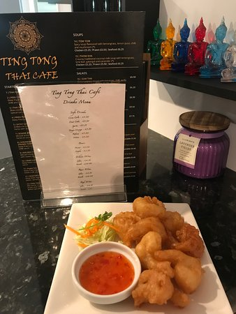 Ting Tong Thai Cafe