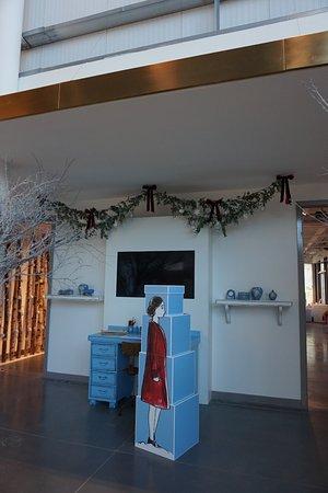 World of Wedgwood: 展館內