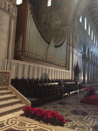 Duomo di Monreale: Muy cuidada