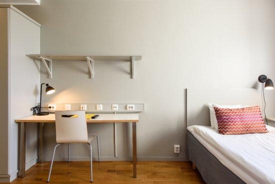 Twin - Bild frn Mornington Hotel Stockholm Bromma