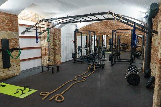 Genesis Gym Prague