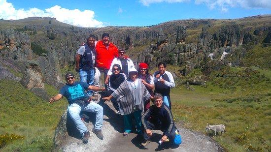 Knowing Peru