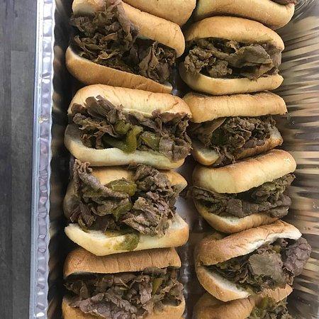 Sullivan, IN: Italian Beef Minis