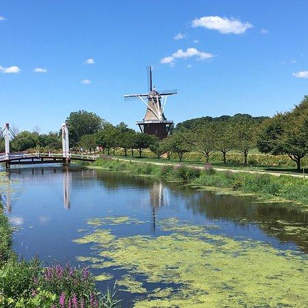 Windmill Island Gardens Holland Mi Recenze Tripadvisor