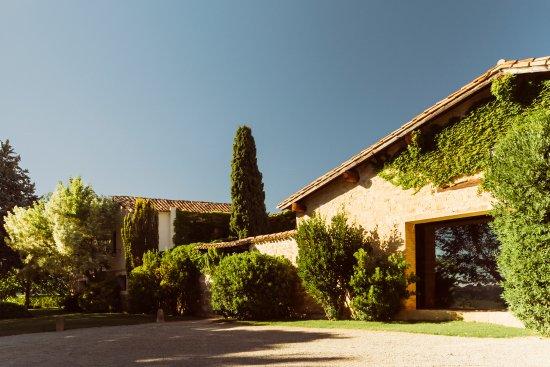 Alava, Spania: Exteriores de la casa solariega de Contino
