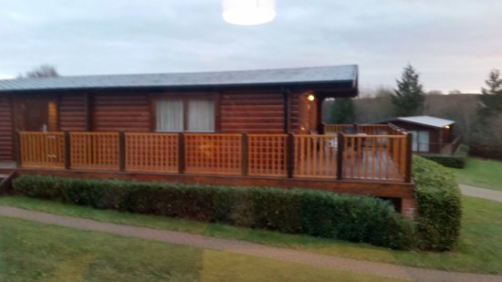 Well equipped Lodges