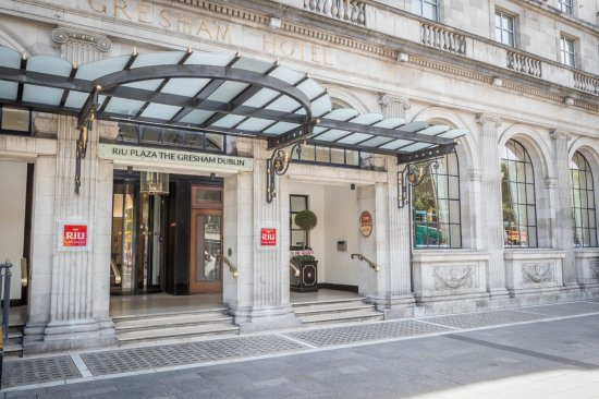 HOTEL RIU PLAZA THE GRESHAM DUBLIN $137 ($̶1̶8̶6̶) - Updated 2018 Prices & Reviews - Ireland ...