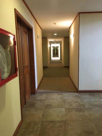 Edenia Punta Soberana Hotel: Room on the lower floor