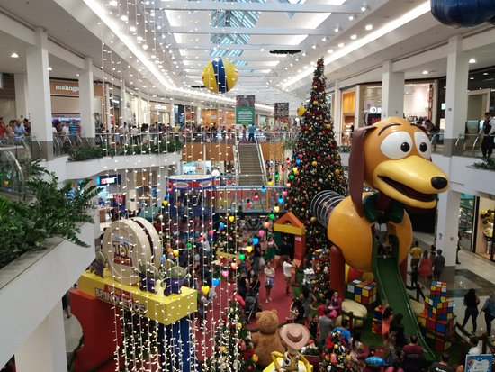 527794769f Praça Central Amazonas Shopping - Tema de Natal Toy Story - Picture ...