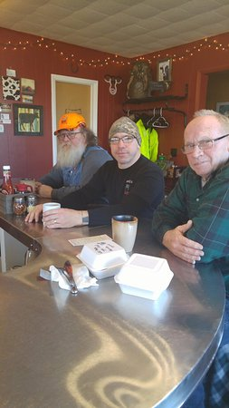 Lowell, WI: Great food, great people