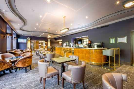 Tavistock Hotel: Woolf & Whistle