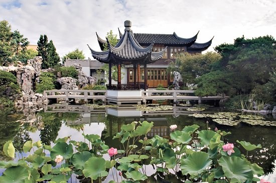 Lan Su Chinese Garden Portland 2018 All You Need To Know Before You Go With Photos