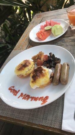 Sudamala Suites & Villas: Завтрак