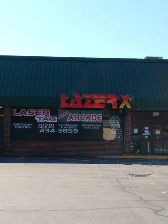 Archdale, Carolina del Norte: Lazer X