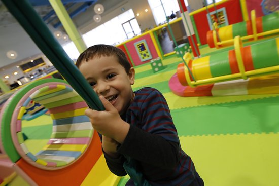 4650d381eed9 Our toddler area! - Picture of hop! skip! jump! Indoor Play Space ...
