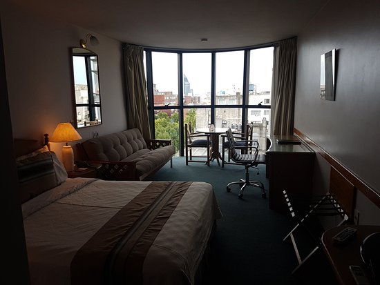 Crystal Palace Hotel: quarto casal standard