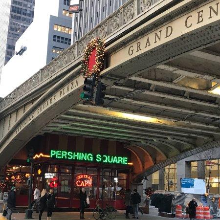 Pershing square new york midtown restaurant avis - Avis new york ...