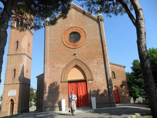 Santuario della Madonna del Poggetto a Sant'Egidio prov. di Ferrara