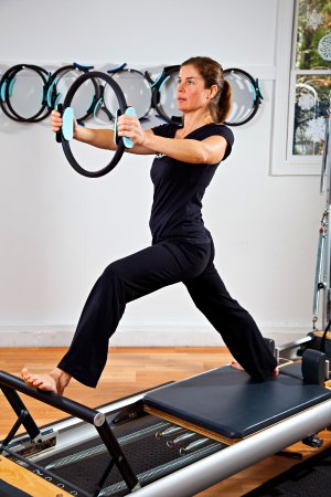 East Orleans, Массачусетс: Pilates Reformer