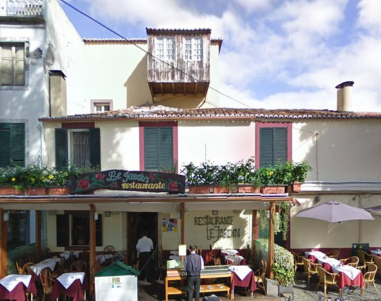 Le jardin funchal restaurant reviews phone number for Restaurant jardin lee
