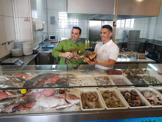 Restaurante Bahía Los Abrigos Comentários De Restaurantes Tripadvisor