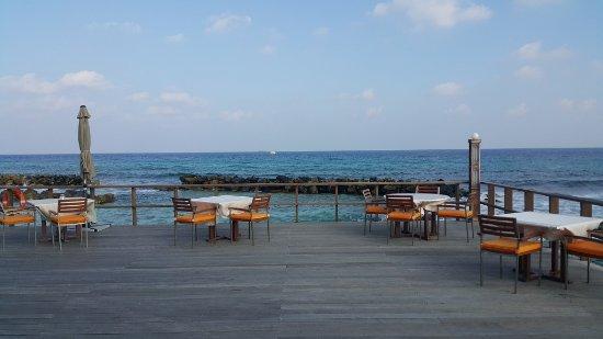 Paradise Island Resort & Spa: ресторан Фарумати