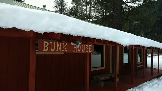 De Borgia, MT: Bunkhouse