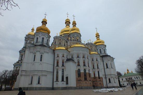 基辅-佩乔尔斯克大修道院洞穴修道院