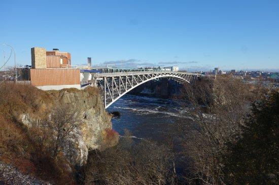 SKYWALK Saint John: Reversing Falls Bridge