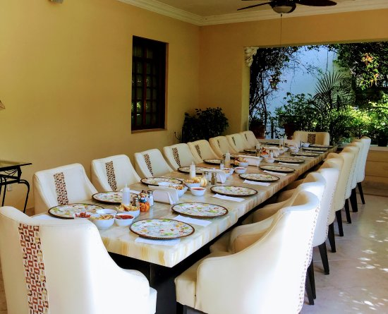 Hotel Villa San Francisco: Large groups can be accommodated!