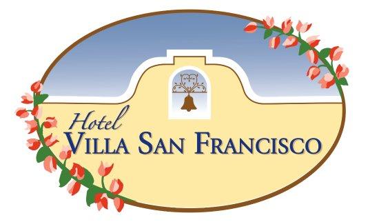 Hotel Villa San Francisco: Our new Logo